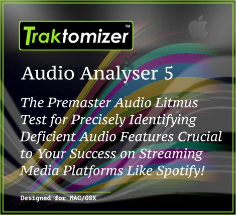 Traktomizer Audio Analyser 5
