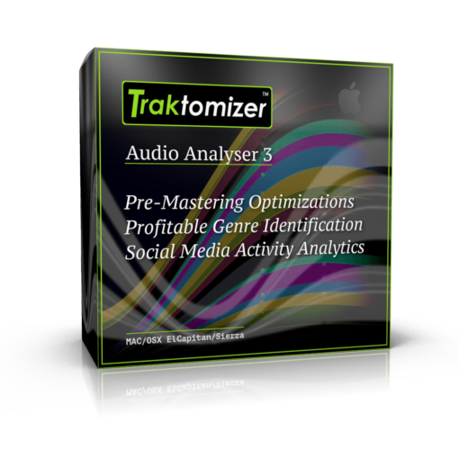 Traktomizer Audio Analyzer